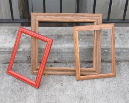 Как да поправим счупената рамка?