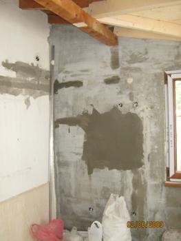 ремонт на външни стени