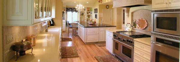Кухни - ремонт на облицовки