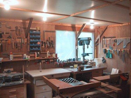 Домашна работилница